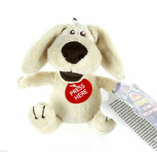 Talking Friends Talking BEN Key Ring Keychain Soft Toy - Actual App Sounds New