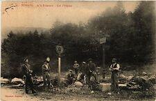 CPA  Bussang - A la Frontiére -Col d'Oderen    (455473)