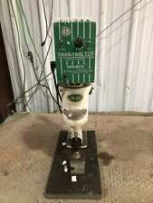 New listing Swanmatic Cap Master 120 1/4Hp Tabletop Bottle Capping Machine 1800Rpm