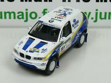 SOL3N Voiture 1/43 SOLIDO BMW X5 RALLY X-RAID PARIS DAKAR LUC ALPHAND