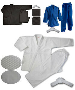 New, Judo Uniforms, Fast Shipping.