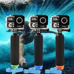 Wasserdicht Selfie Stick Stange Einbeinstativ Halterung Arm für GoPro  w