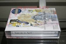 Your Lie in April Set 1 Ep. 1-11 + CD Anime Blu-ray R1 Aniplex