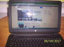 """HP 15-1039wm Laptop PC, Like New, 500GB HD, 4GB RAM, 15.6"""", HDMI"""