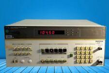 HP Agilent 8901A Modulation Analyzer