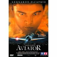 DVD FILM BIOPIC HISTORIQUE : AVIATOR - LEONARDO DI CAPRIO / MARTIN SCORSESE