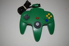 Nintendo 64 Green Controller OEM NUS-005 for N64 Console Video Game System