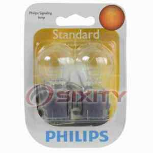 Philips Front Turn Signal Light Bulb for Saturn Vue 2007 Electrical Lighting pb