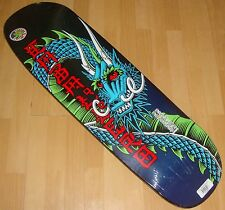 POWELL PERALTA Steve Caballero Ban This Dragon Skateboard Deck  Green/Black