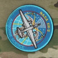 NASA ER-2 Earth resources High-Altitude Airborne Science burdock INSIGNIA
