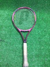 Wimbledon By Prince Rare All Pink Sharapova Tennis Racquet Racket wow Fast Ship