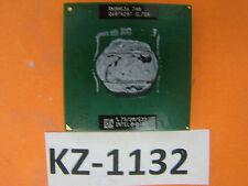 Intel CPU Pentium M/Centrino 740 SL7SA 1.73ghz 2mb 533MHZ Zócalo 478 #kz-1132