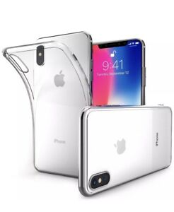 New Ultra Thin Slim TPU Gel Case Cover For Apple iPhone XS Max XR 8 7 6 Plus 5s