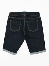 TopShop womens Size 28w blue denim shorts