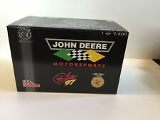 RACING CHAMPIONS JOHN DEERE CHAD LITTLE FFA 1 Of 7500 COLLECTOR CAR