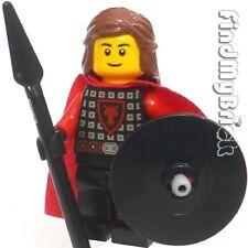 C206 Lego Custom Castle Greek Sun God - Apollo Custom Minifigure NEW