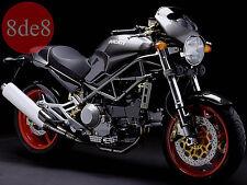 Ducati Monster S4 (2002) - Manual de taller en CD (En inglés e italiano)