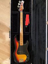 Dixon Electric Bass in Hard Case