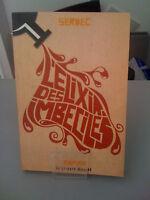 L'élixir des imbéciles - Serdec - Le Léopard Masqué ( dédicacé et signé)