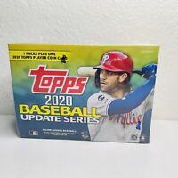 2020 Topps MLB Baseball Update Series Blaster Box - New & Sealed Player Coins