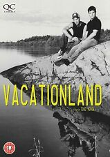 * New Sealed Film DVD * VACATIONLAND * Gay Coming of Age Movie