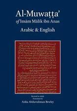 Al-Muwatta of Imam Malik Arabic-English by Malik Ibn Anas (2014, Hardcover)