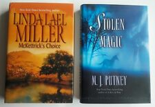 Stolen Magic Book by M.J. Putney McKettrick's Choice Linda Miller Bestseller