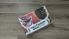 SDCC Exclusive Hasbro Power Rangers Lightning Collection Red MMPR Gold Zeo