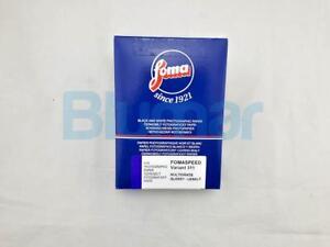 FOMA FOMASPEED Variant 311 Multigrade Glossy RC photo paper  10X15 cm 100 sheets