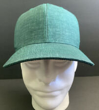 Adidas Climacool Flexfit Green Ball Cap Hat Men's Size Small Polyester