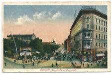Alte AK Postkarte Deutschland Hannover 1910 gelaufen  mit Briefmarke