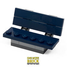 LEGO Park Bench - Blue Bench from City Park set 60134 NEW