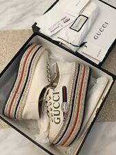 Gucci Platform Sneaker Size 37