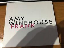 AMY WINEHOUSE FRANK DELUXE CD + BONUS DISC WHITE