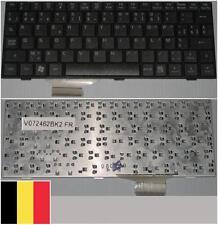 Clavier Azerty Belge ASUS EeePc EPC 700 701 900 901 04GN022KBE30 V072462BK2 Noir