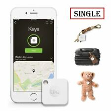 Tile EC-06001 Mate GPS Bluetooth Key Finder - White