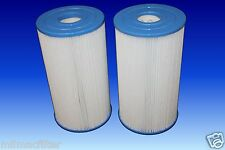 TWO PACK SPA FILTER FITS:HOT SPRINGS C6430 UNICEL C-6430 PLEATCO  PWK-30 FC-3915