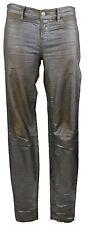 J Brand pantalones talla 28 plata slim fit con brillo algodón Top Jbrand Jeans