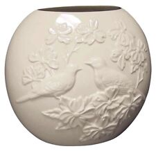 Lenox Four Seasons Vase Collection - Spring - The Dove and Dogwood Tree