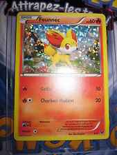 POKEMON NEUF PROMO FEUNNEC 3/12 2013 MACDO HAPPY MEAL MINT HOLO FRENCH NEUVE