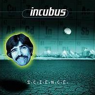 INCUBUS : SCIENCE (CD) sealed