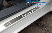 MAZDA 2 MAZDA2 BATTITACCO PEDANA SOTTOPORTA TUNING AUTO PROTEGGI PORTIERE