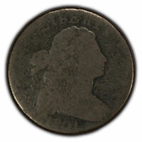 1801 1c Draped Bust Large Cent SKU-Y2266
