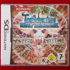 Nintendo DS ► Tao 's Adventure: Curse of the Demon Seal ◄ Lite   DSI XL   3ds   Top