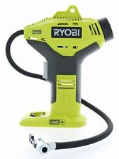 Ryobi P737 18V ONE+ Portable Cordless Power Inflator for Tires (Tool Only)