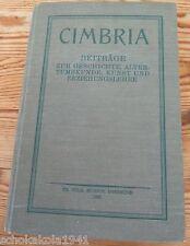 Cimbria Heidelberg --50 Jahre Festschrift-- von 1926