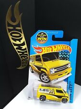 2013 HOT WHEELS RLC  FACTORY SEALED MOONEYES '77 DODGE VAN