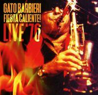Gato Barbieri - Fiesta Caliente! Live '76 (2016)  CD  NEW/SEALED  SPEEDYPOST