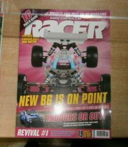 Radio Control Car Racer magazine Nov 2021 New B6, Enduro24 Senero Trail Truck &