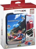 Mariokart Nintendo 3DS Game Traveler Essentials Pack